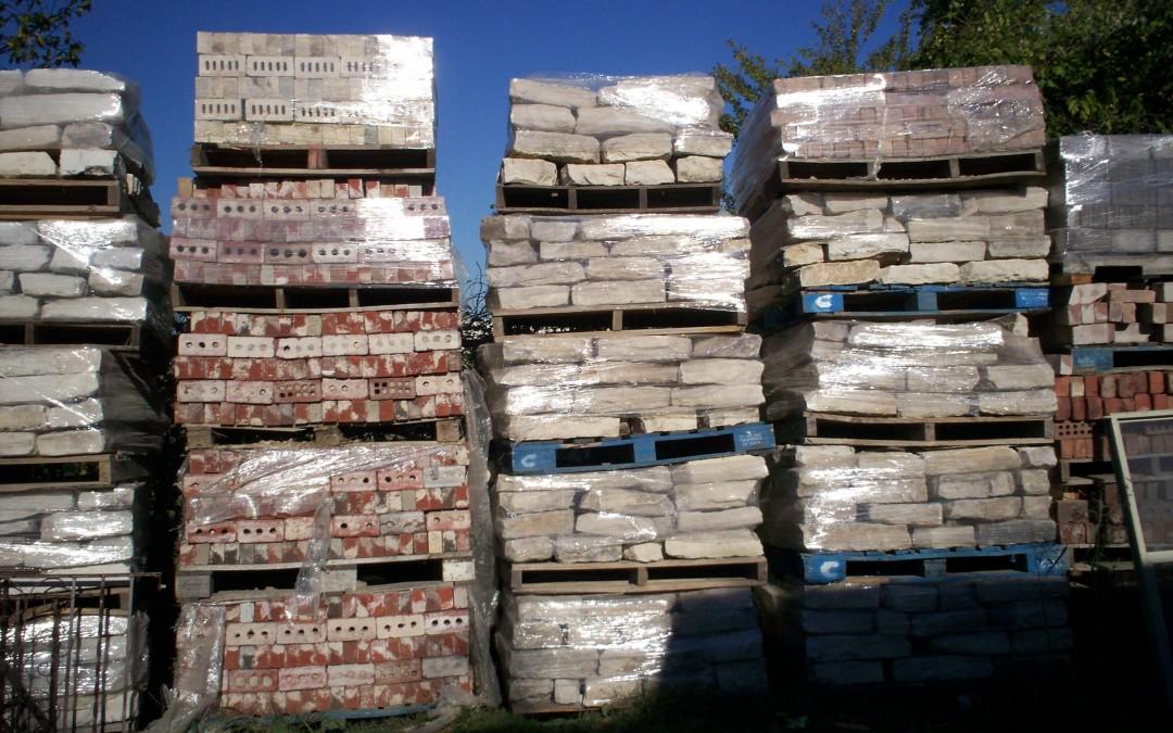 Palette of Bricks