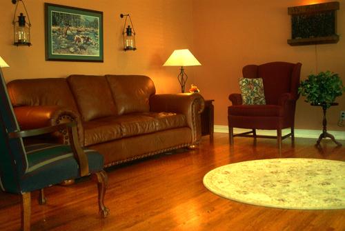 Antique Oak – Living Room