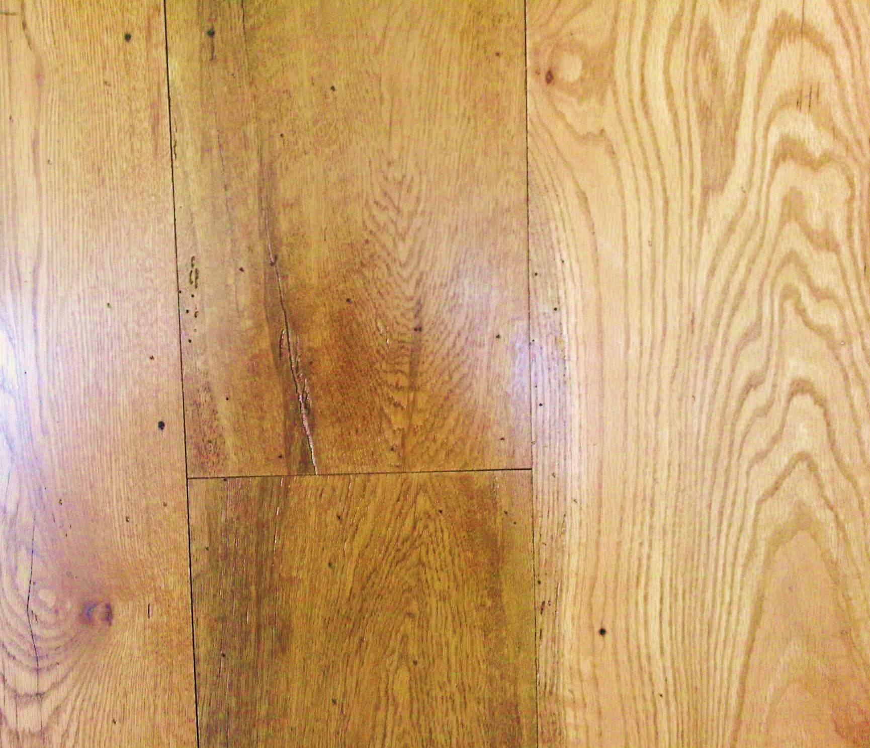 Antique Oak Wide Plank