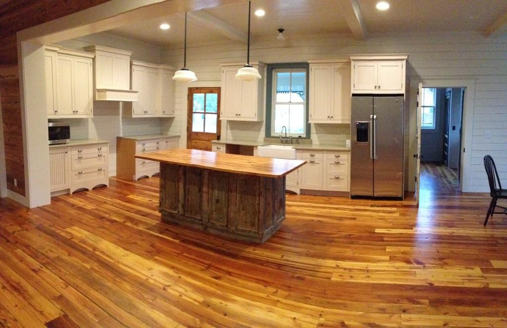 Antique Kitchen Flooring
