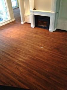 Living Area Flooring