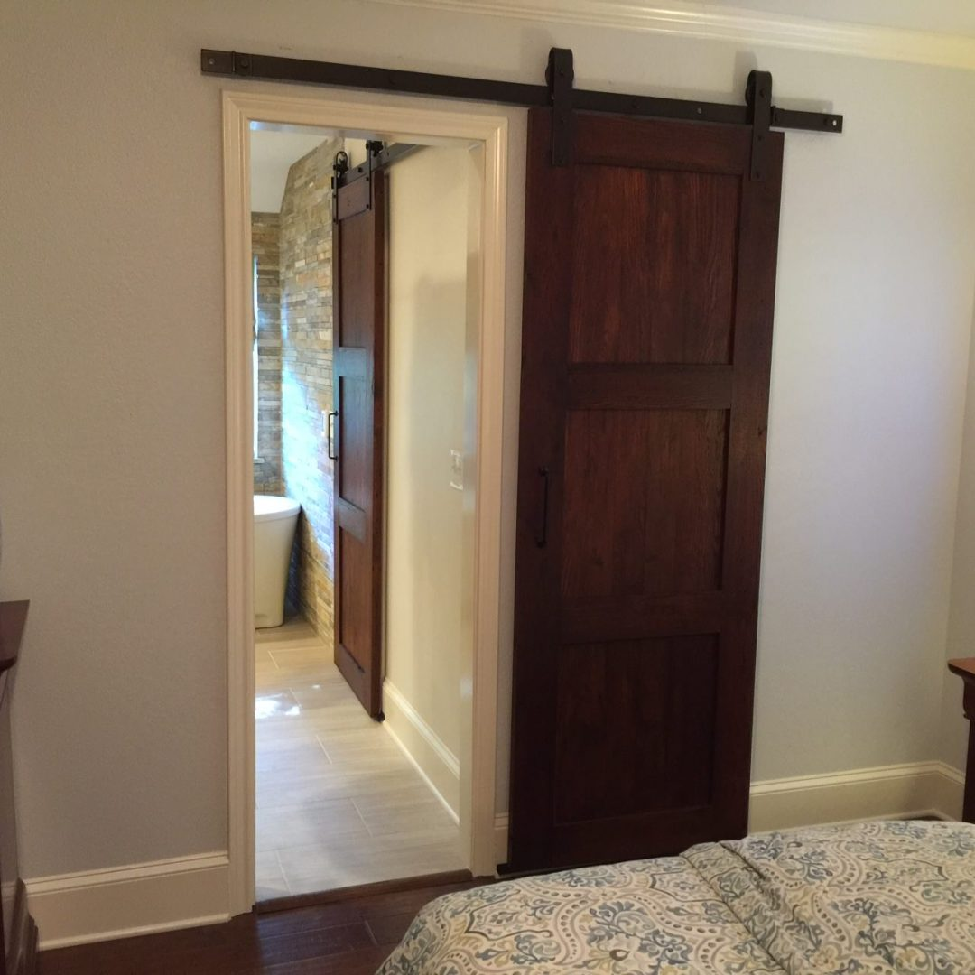 Sliding Doors On Rails Ideas, Design, Pics & Examples ...
