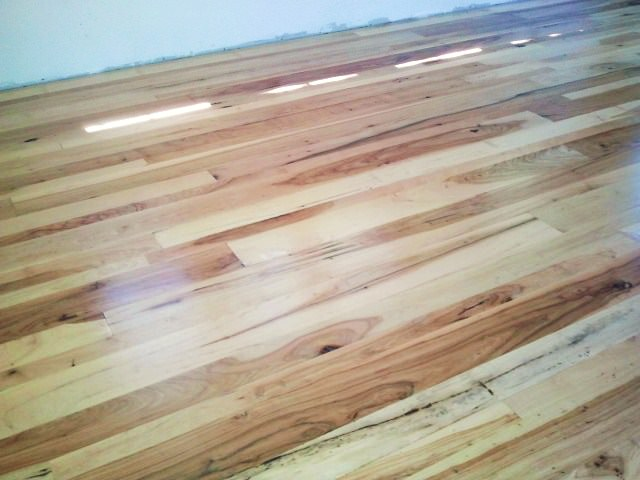 Antique Pecan Floor