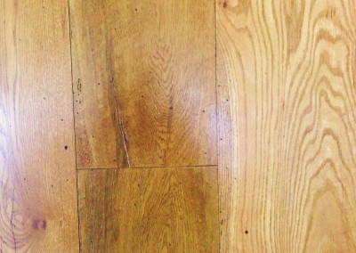 Antique Oak – Wide Plank