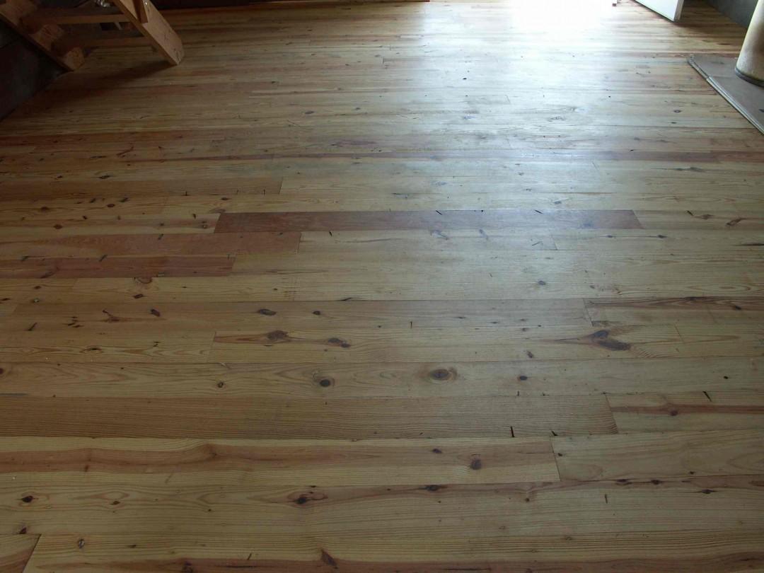 Pine Wood Flooring