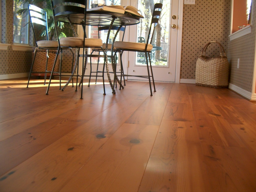 Prefinished Antique Pine