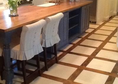 Classy Wood Tile Pattern