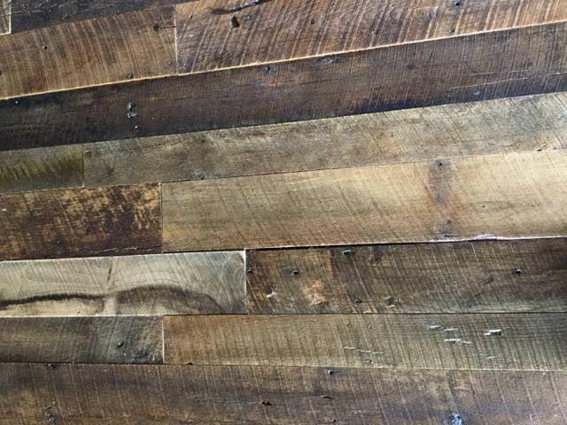 3-5-7″ circle sawn oak